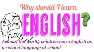 İngilizce Öğrenmek için 7 Nedeni öğrenin hayatınız kurtulsun.
