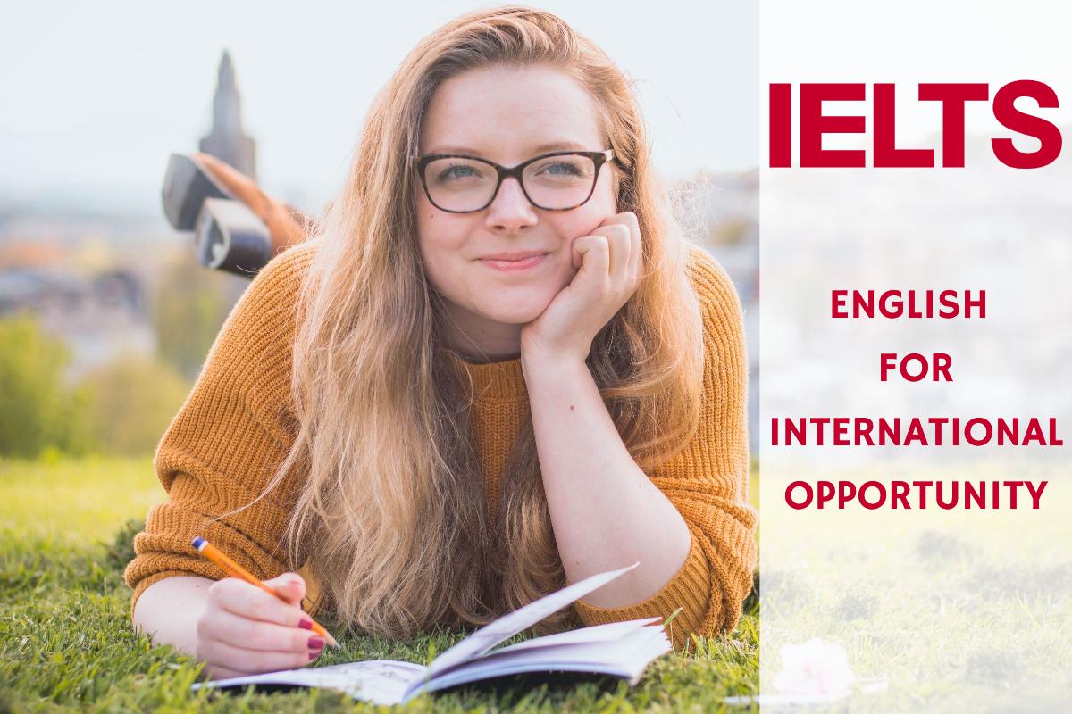 İngilizce IELTS Sınavı Hazırlık Dersleri ile IELTS'de kesin başarı kazanmak artık sizin elinizde